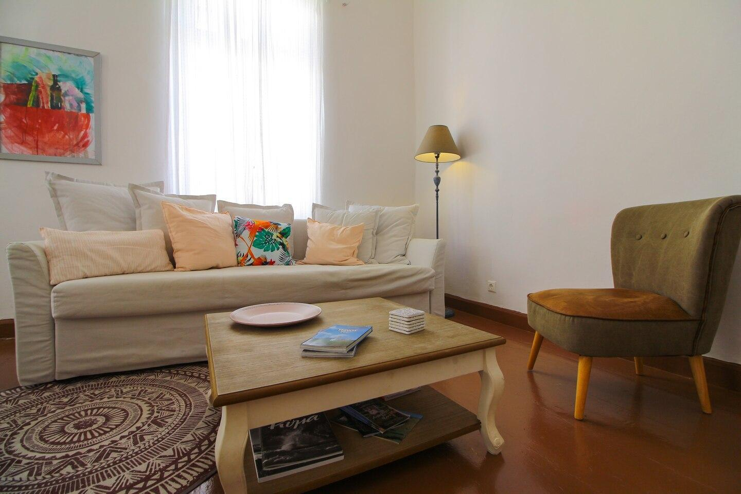 Luxurious Apt In The HEART Of Tinos
