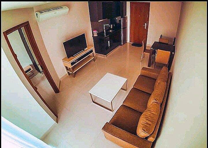 Apartment With One Bedroom And Living Room