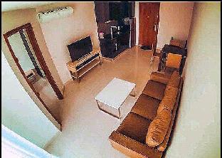 [ナクルア]アパートメント(37m2)| 1ベッドルーム/1バスルーム Apartment with one bedroom and living room