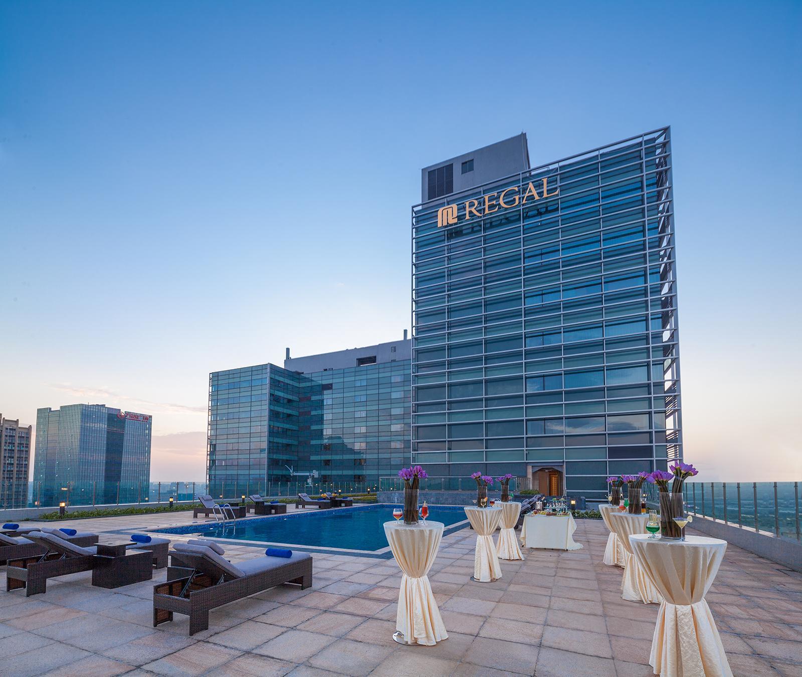 Regal Financial Center Hotel Foshan