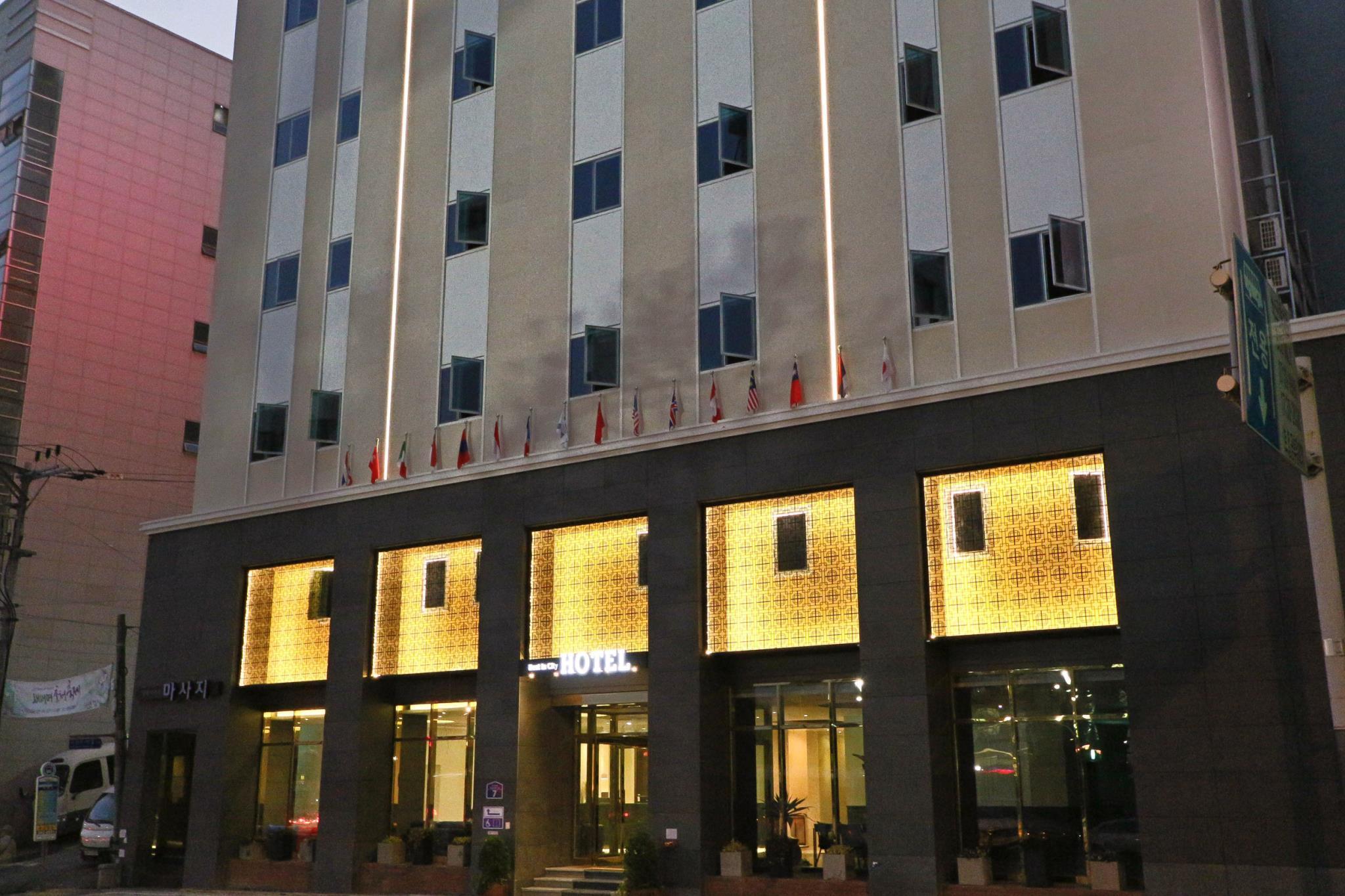 Best In City Hotel
