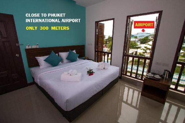 บีเอส แอร์พอร์ต แอท ภูเก็ต – BS Airport at Phuket