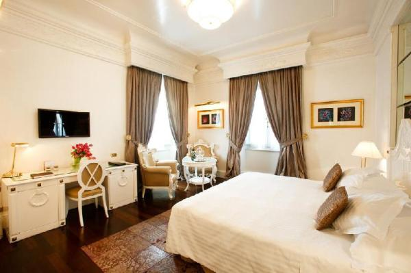 Hotel Majestic Roma - The Leading Hotels Of The World Rome