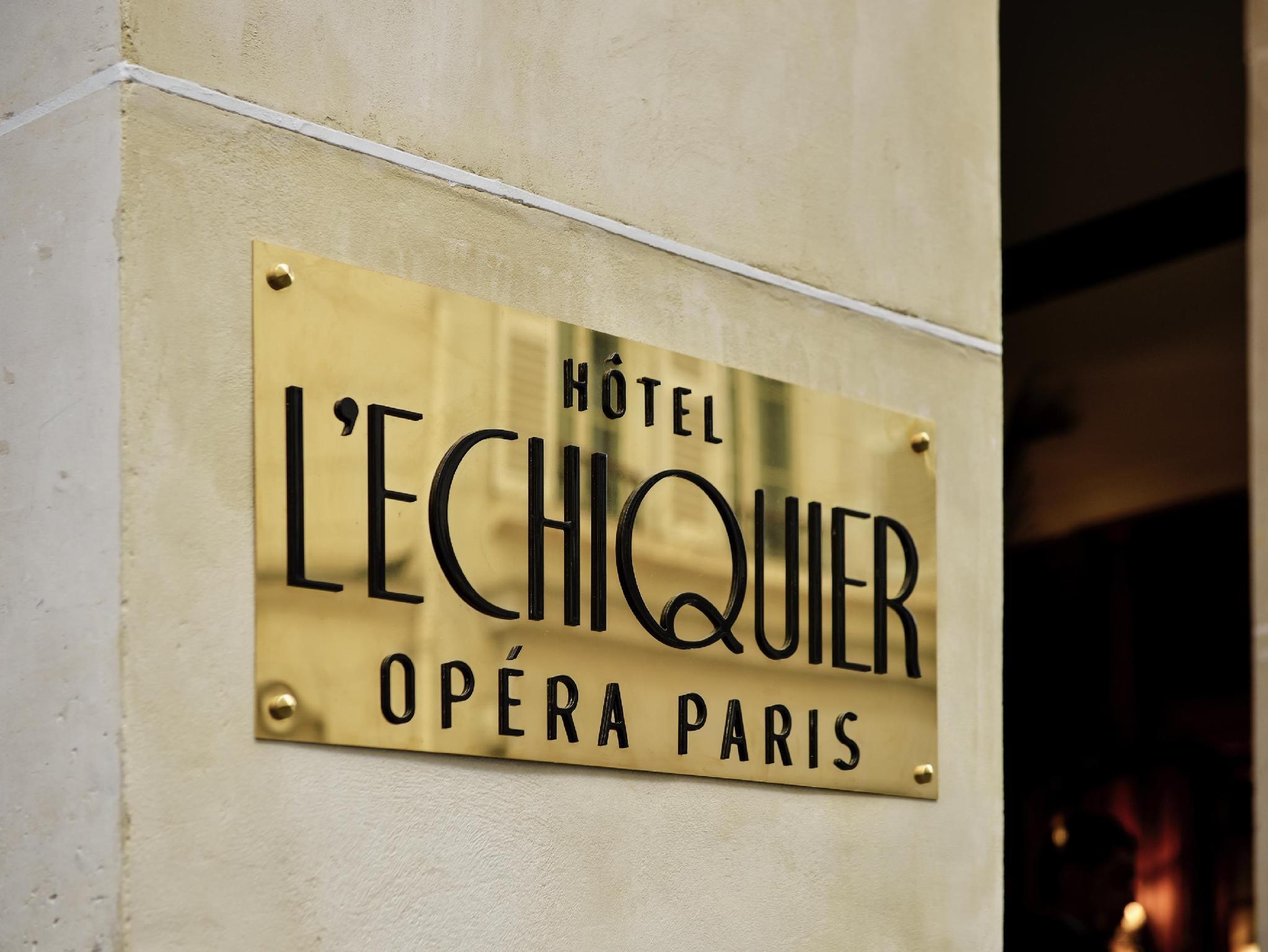 Hotel L'Echiquier Opera Paris   MGallery