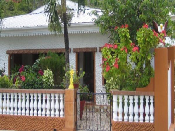 Villa Milou Self Catering Seychelles Islands