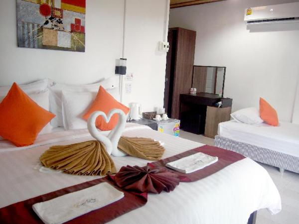 Chareena Garden Beach Resort Koh Lipe