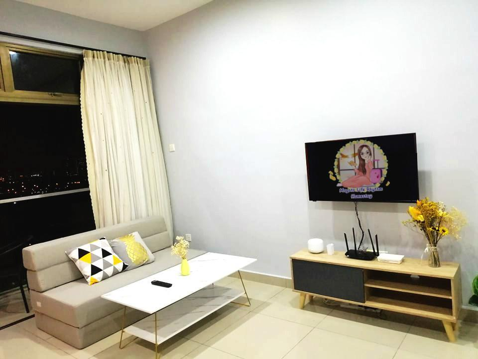 Johor Austin TOPPEN Romantic 2pax WIFI Homestay