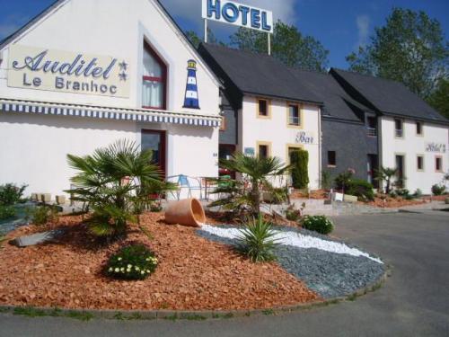 Hotel Le Branhoc Brit Hotel