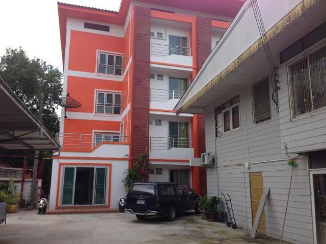 หรรษณา อพาร์ตเมนต์ – Hunsana Apartments