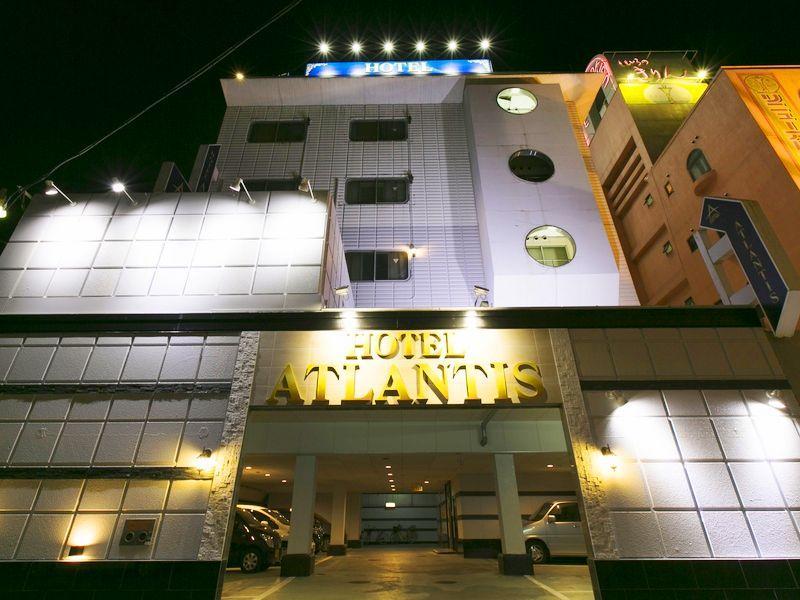 Hotel Atlantis Higashi Osaka  Adult Only