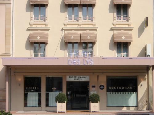 Hotel Restaurant Des Lys