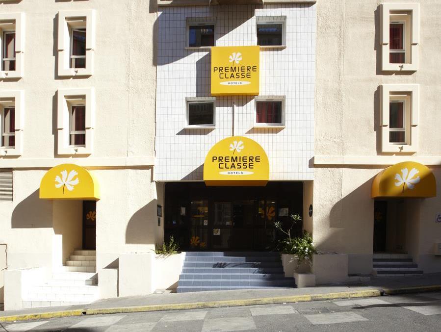 Hotel de Marseille Prefecture