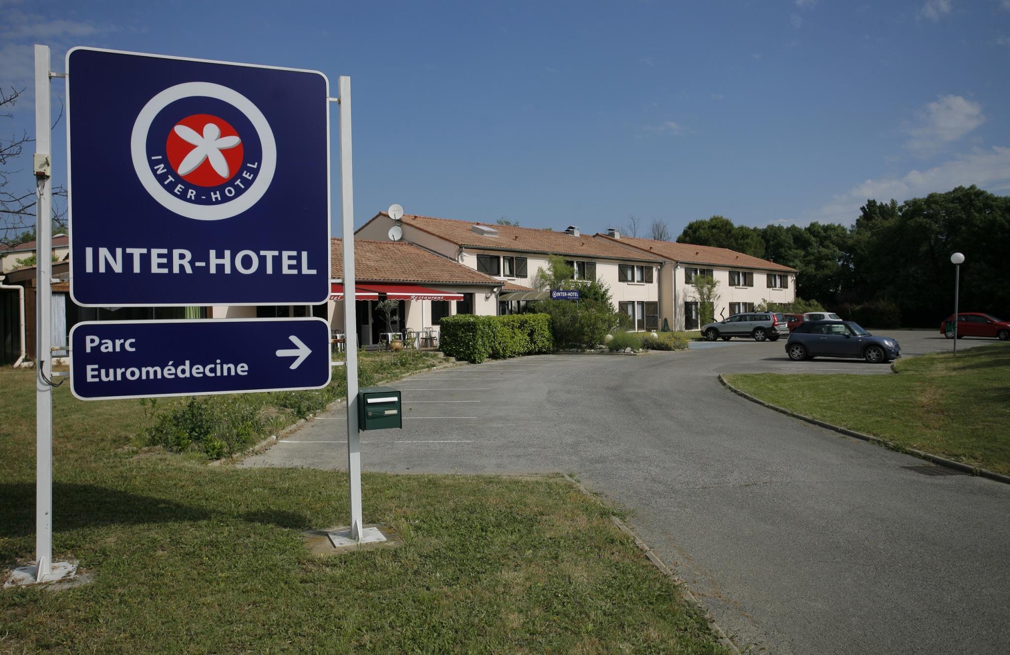 Inter-Hotel Montpellier Parc Euromedecine