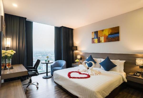 Best Western PLUS Wanda Grand Hotel Bangkok