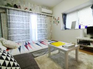 Про Quite & Cozy Flat in Shinjuku Area B8 (Quite & Cozy Flat in Shinjuku Area B8)