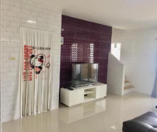[バンセーン]一軒家(70m2)| 3ベッドルーム/2バスルーム Permsuk Bangsan