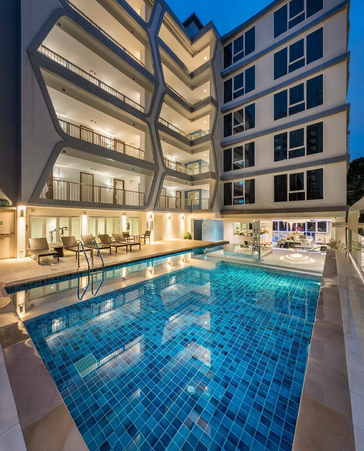 Le Tada Parkview Hotel โรงแรมเลอ ธาดา พาร์ควิว