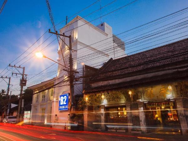 B2 Riverside Colonial Hotel Chiang Mai