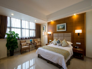 Фото отеля Country Garden Spring Town Holiday Hotel Hainan