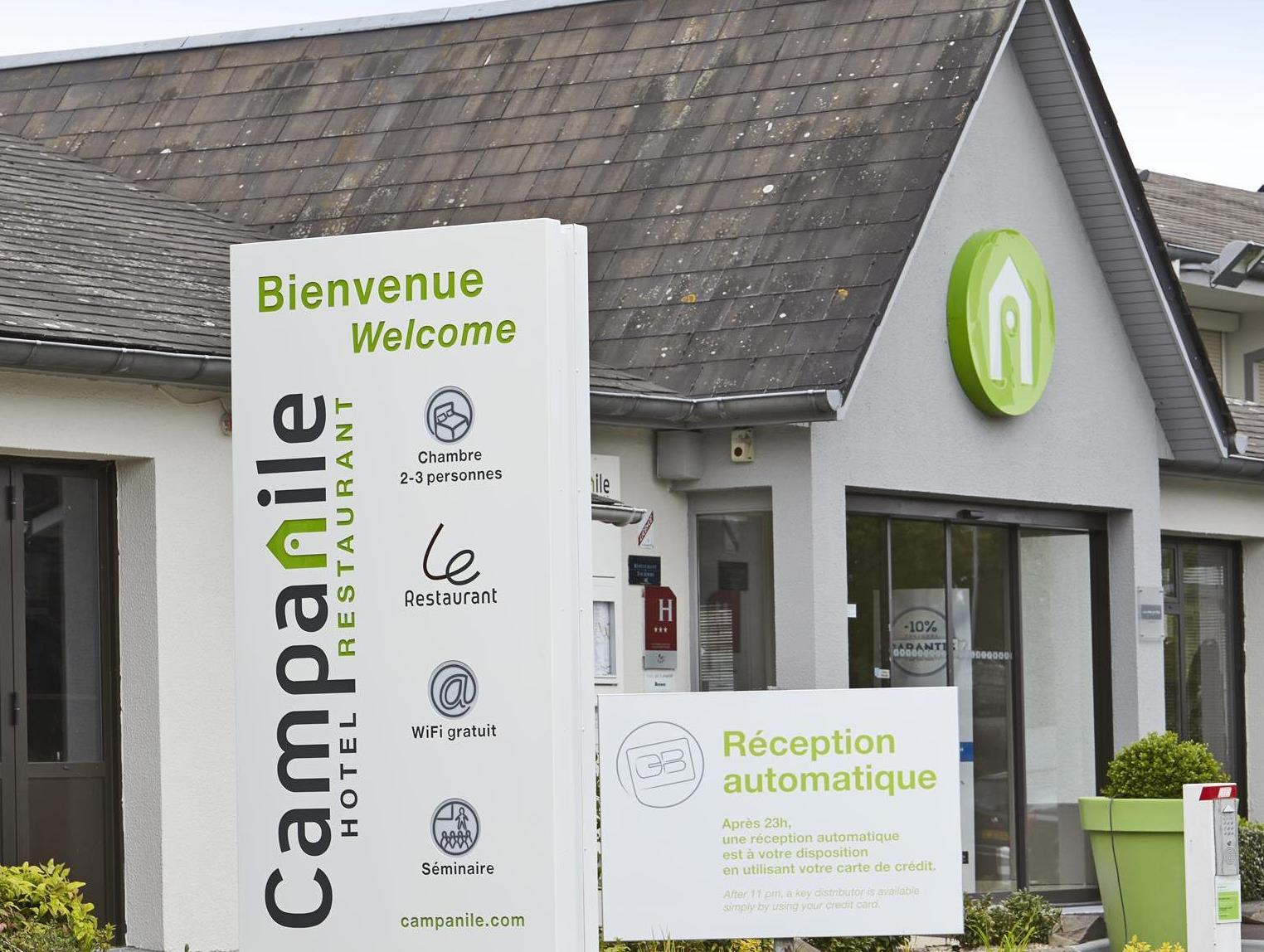 Campanile Rennes Ouest - Cleunay