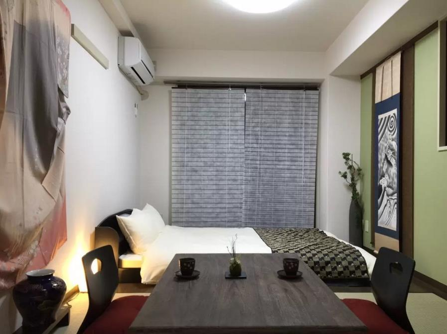 HP Japanese Style Studio Apartment in Kyoto Arashiyama 205 in ...