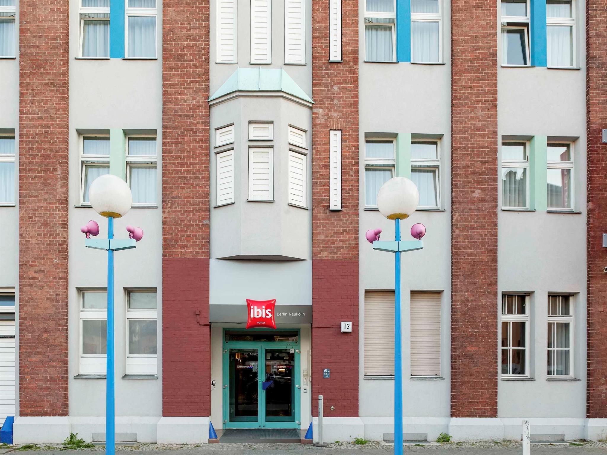 Ibis Berlin Neukoelln