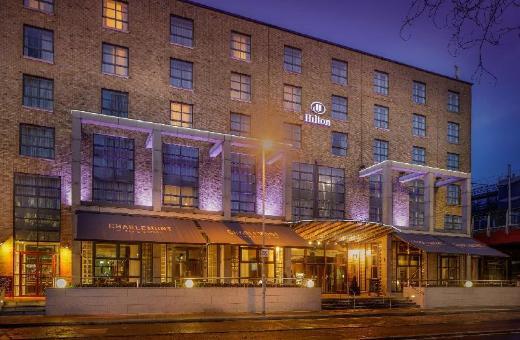 Dublin Hilton Hotel