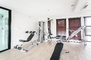 [スリン]スタジオ アパートメント(34 m2)/1バスルーム 6 Avenue Surin Beach, pool, gym, near beach 319