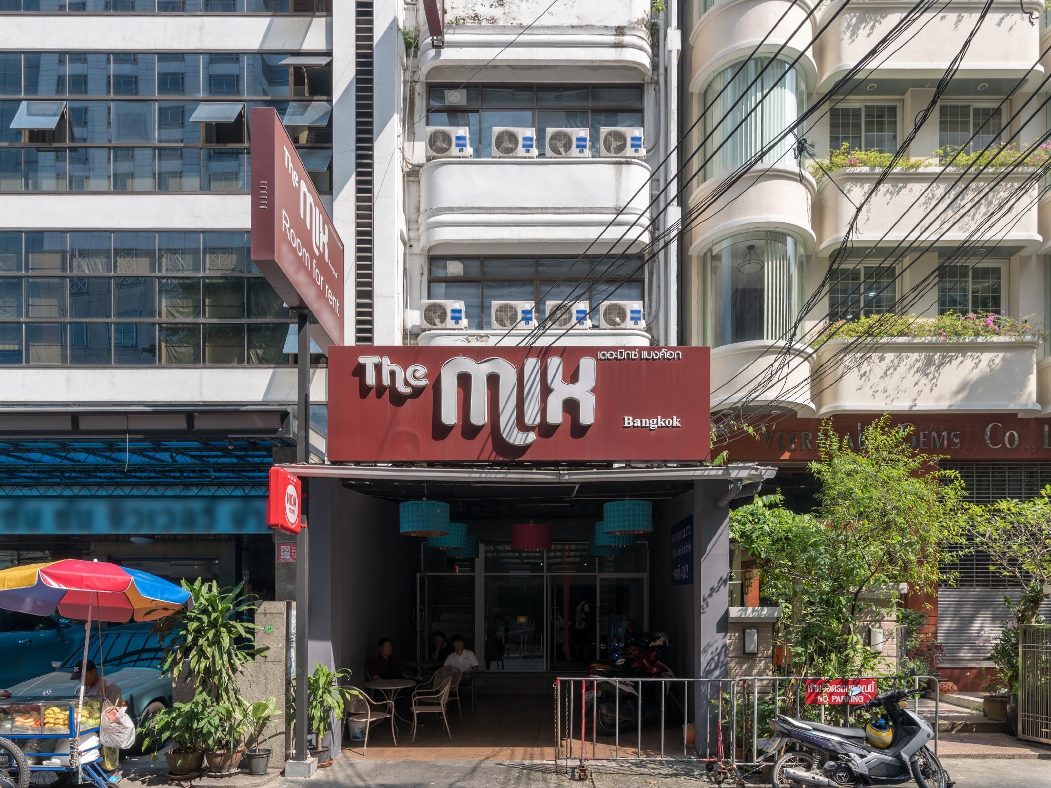The Mix Bangkok   Silom