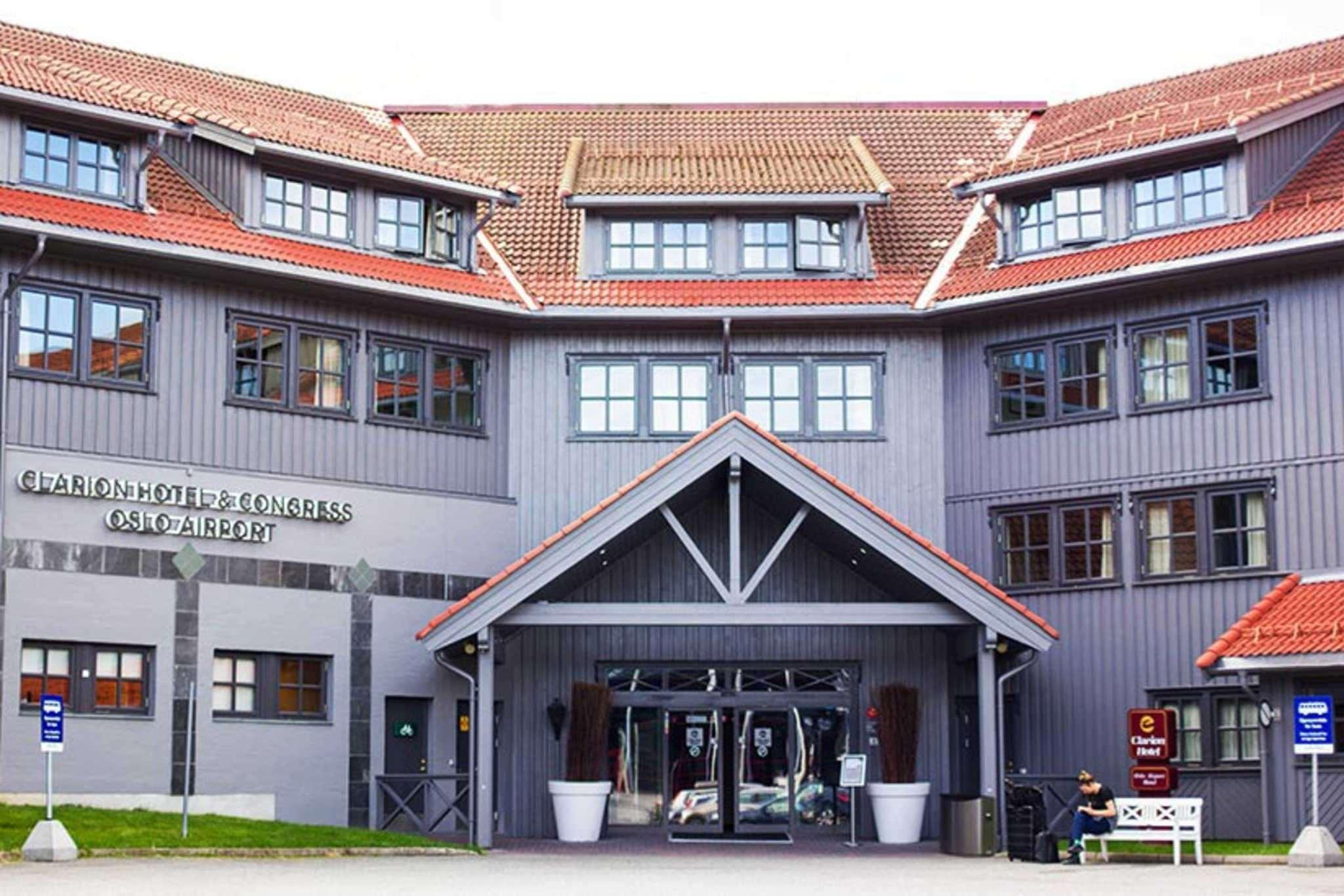 Clarion Hotel And Congress Oslo Airport