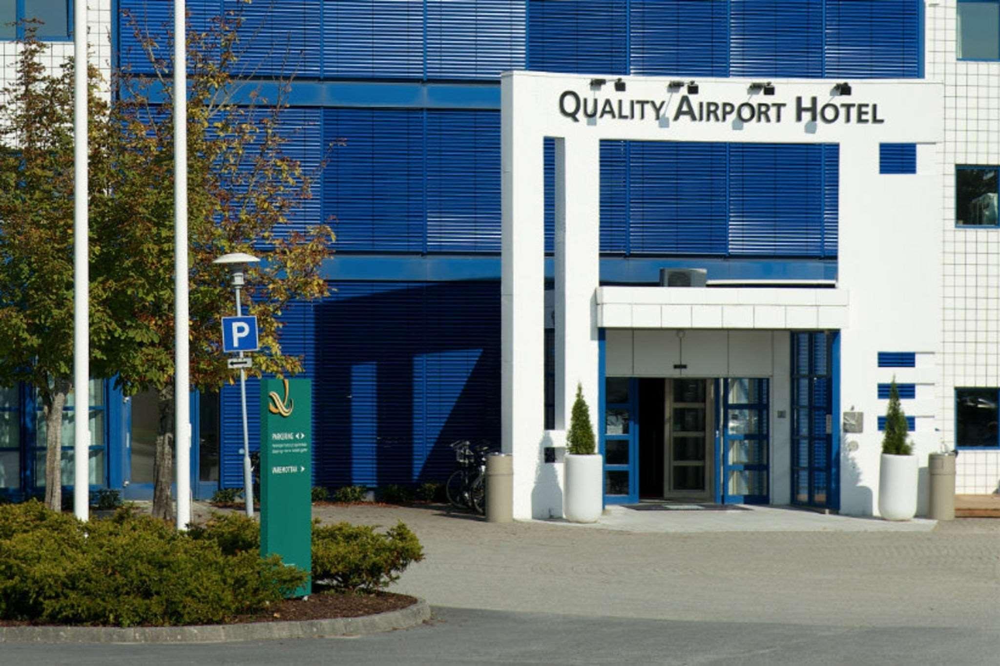 Quality Hotel Stavanger Airport