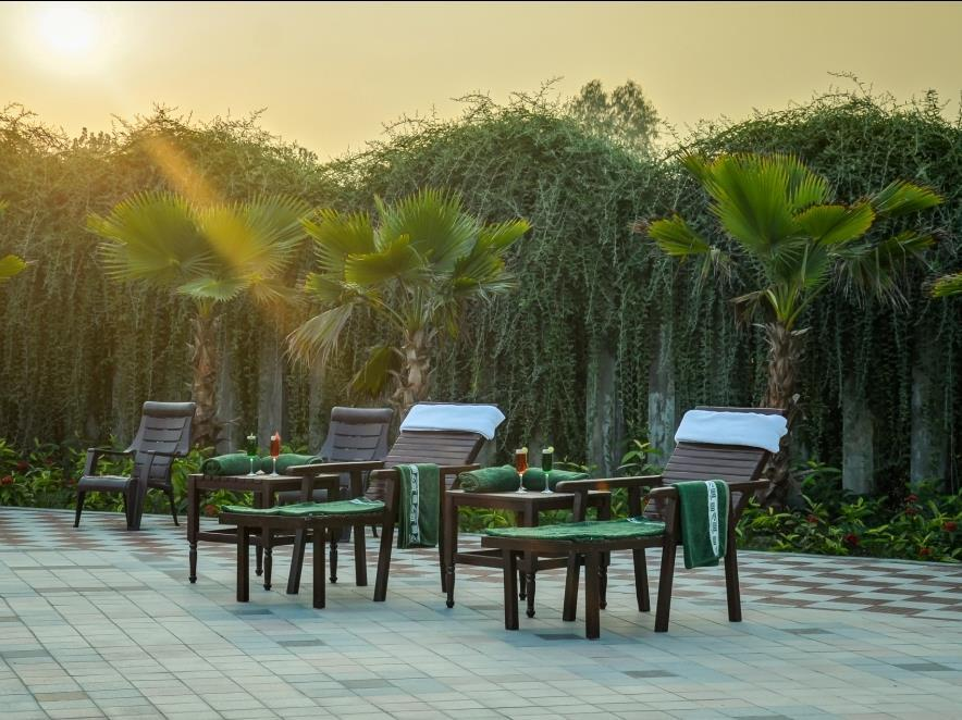 Discount Gajraj Trails Resort