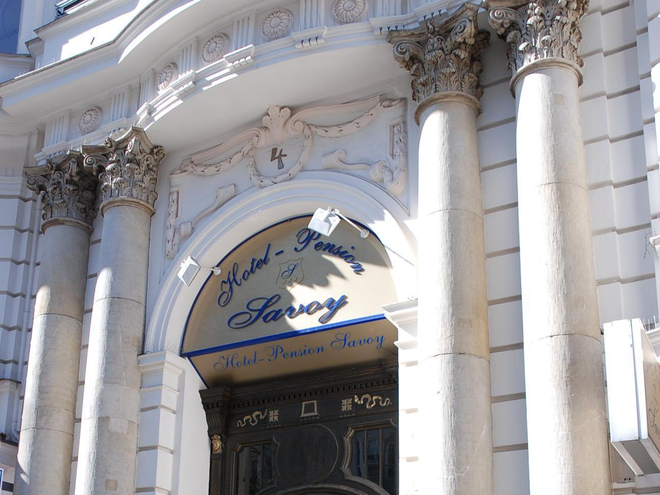 Berlin Hotel Pension Savoy