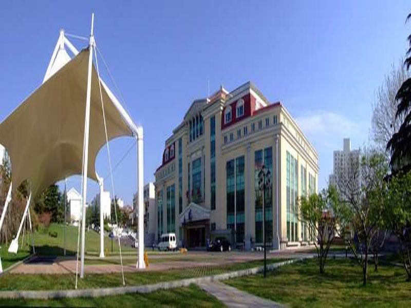 qingdao garden hotel vip building - Qingdao Garden