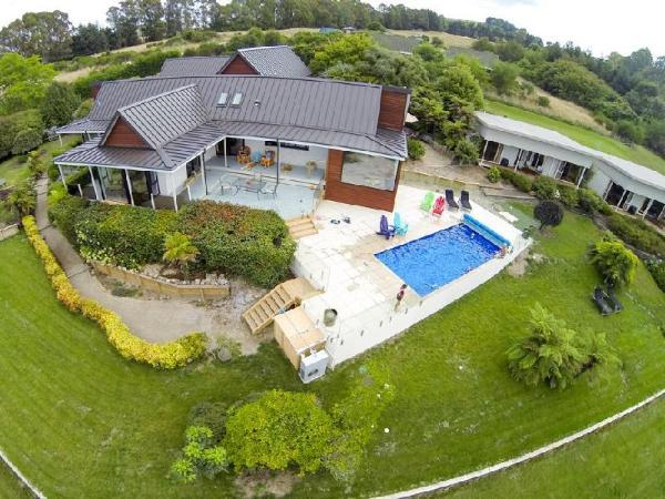 Te Moenga Lodge Taupo