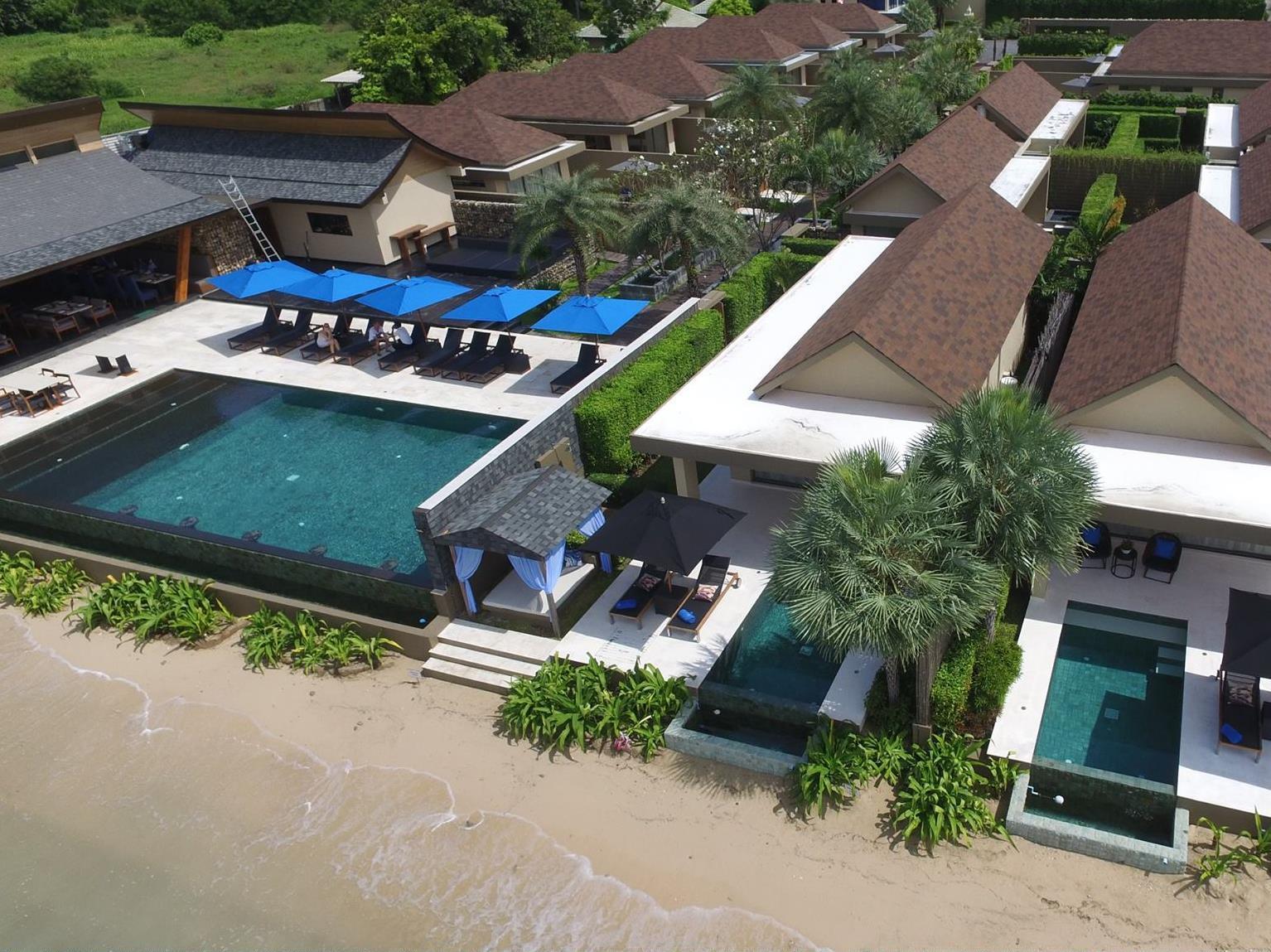 Tides Boutique Samui Resort And Spa