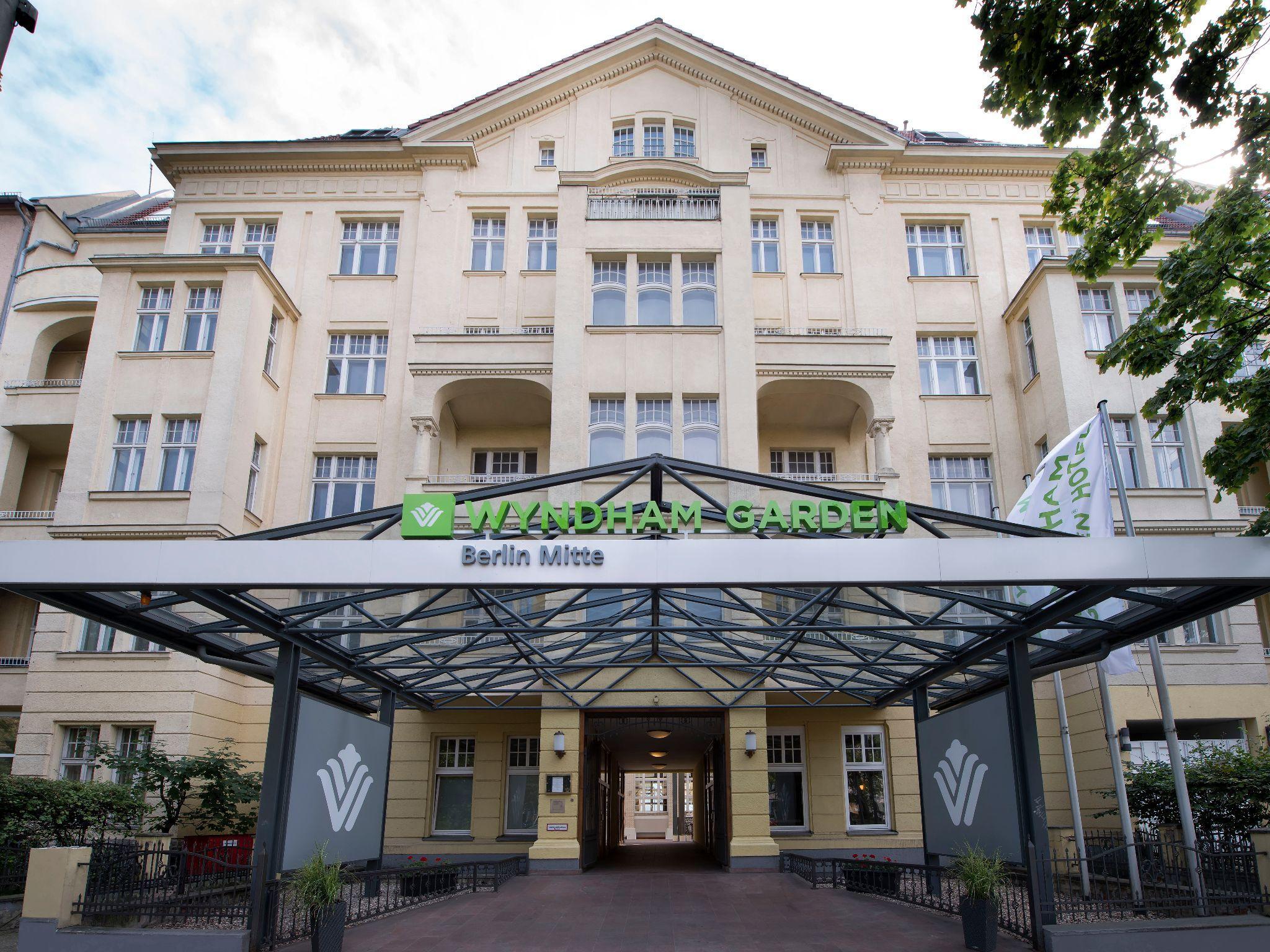 Wyndham Garden Berlin Mitte