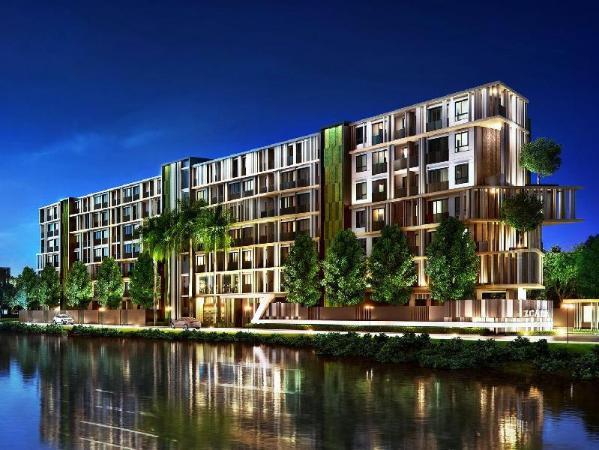 1 Bdr Apartment at Zcape X2 Condominium Phuket