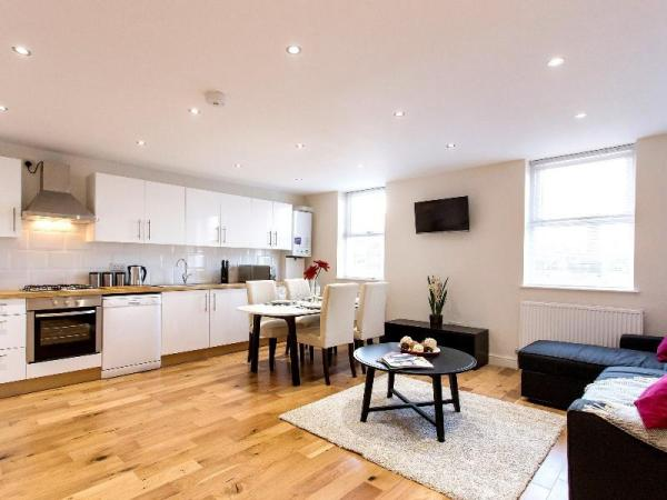 Luxton Apartments Notting Hill London