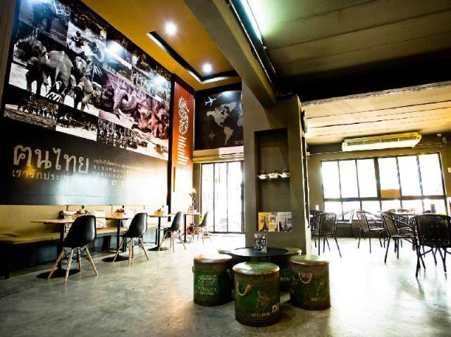สลีป คาเฟ่ โฮสเทล – Sleep Cafe Hostel