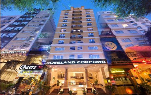 Roseland Corp Hotel Ho Chi Minh City