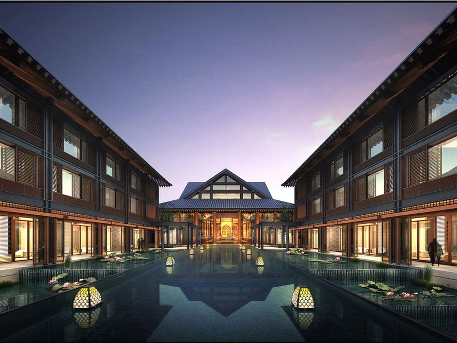 Zen Hotspring Resort Hotel