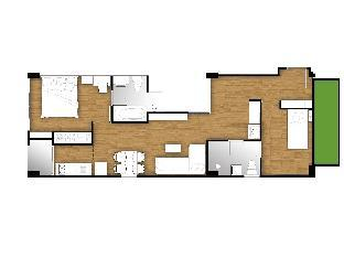 キューブ スイーツ サービスド アパートメント Qube Suites Serviced Apartment