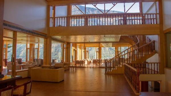 Baragarh Resort and Spa - Centrally Heated Mountain Side Resort Manali