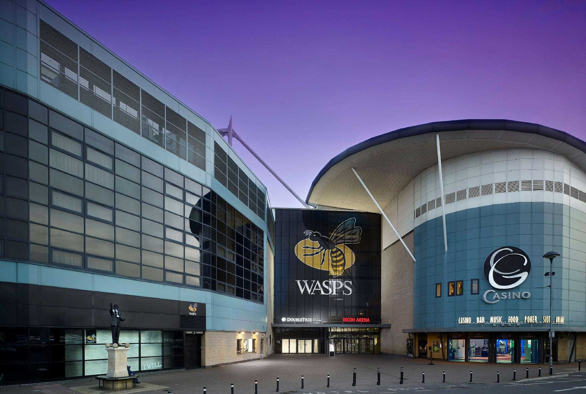 Doubletree by Hilton at the Ricoh Arena - Coventry