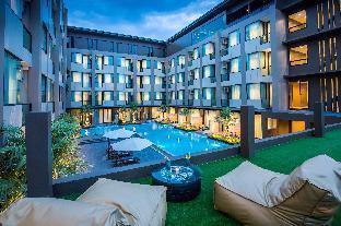 X2 バイブ ブリーラム ホテル X2 Vibe Buriram Hotel