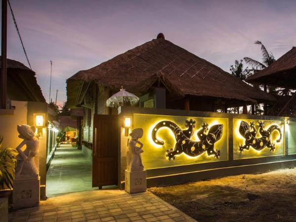 Gecko Bungalow Bali