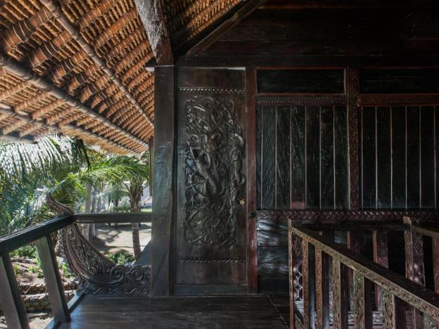 Most Exotic Beachfront Villa Keong