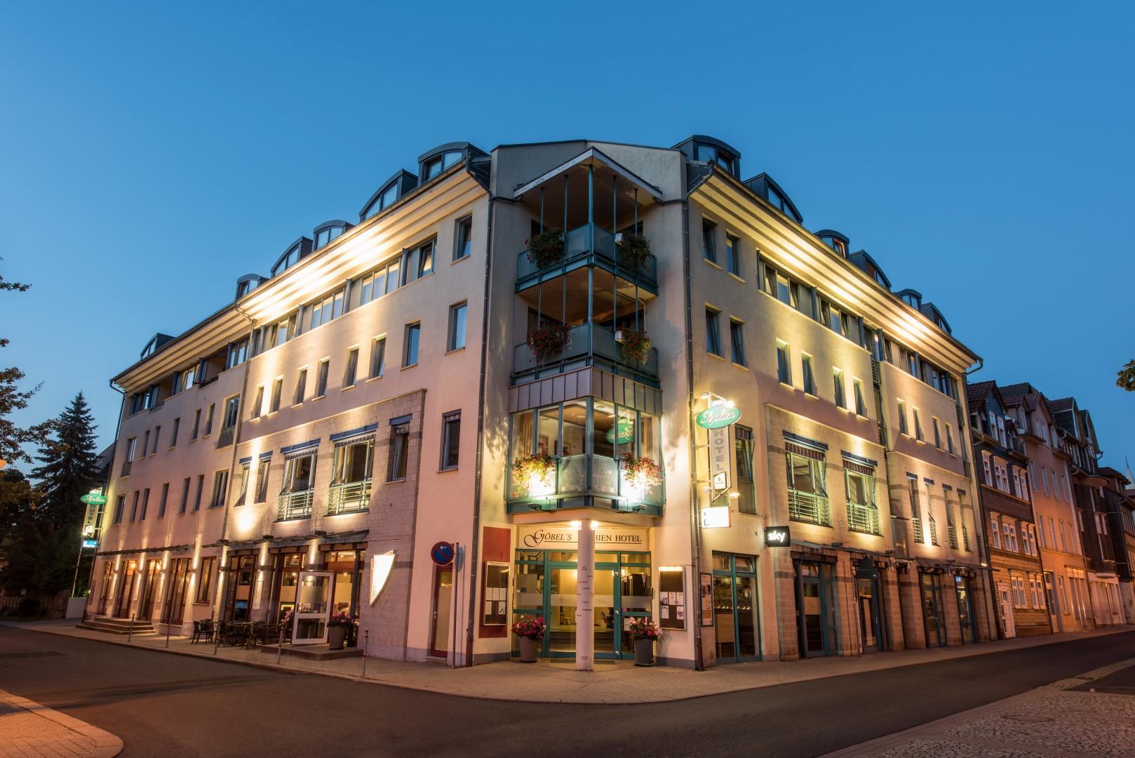 Goebel's Sophien Hotel