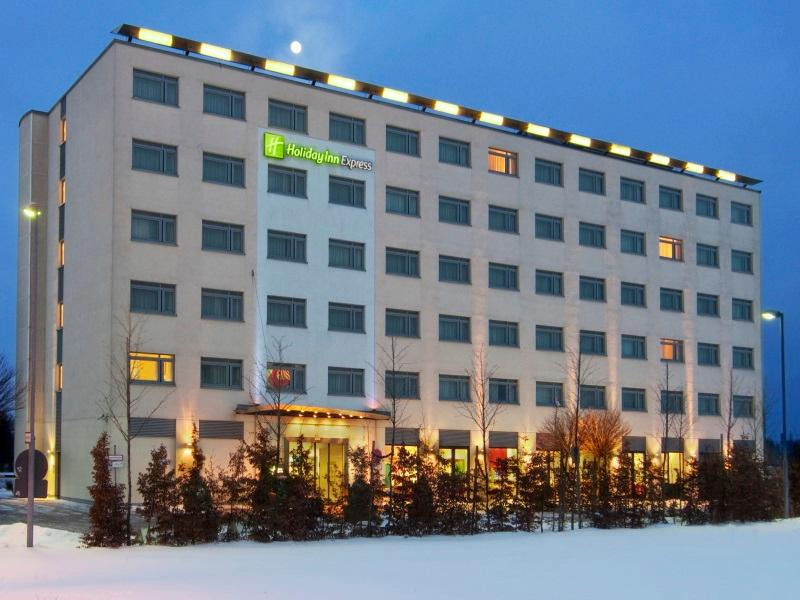 Holiday Inn Express M�nchen Messe